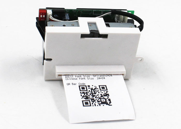 2 Inch Self - Service Ticket Kiosk Thermal Printer , Ultra high speed max150 mm/s