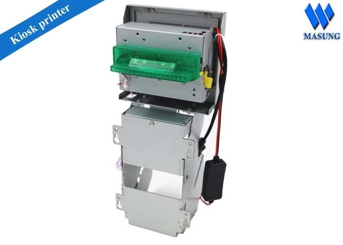 Vertical type  3 Inch Thermal Printer  kiosk ticket machine for BANK