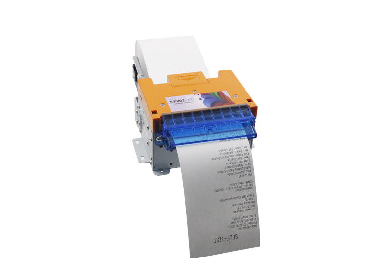 Easy Paper Loading  Thermal Printer Mechanism ROHM Head With USB / RS232 Interface