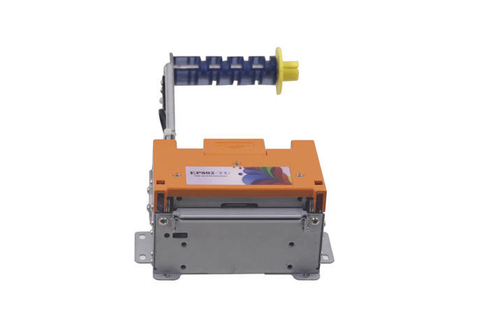 Low Noise Receipt Thermal Printer 250mm/s Speed For Ticket Vending Machine