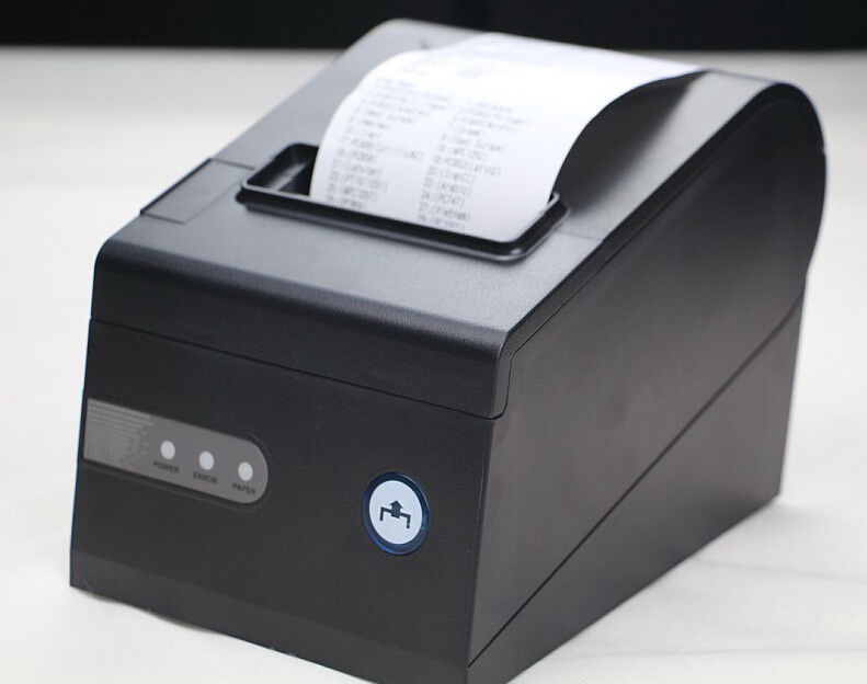 High Resolution Desktop 3 '' Postal Thermal Barcode Label Printers , QR Stickers Trademark